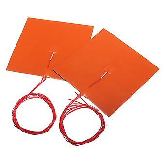 Electric  Silicone Heated Bed Heating Pad - Thermistor For 3d Printer Parts