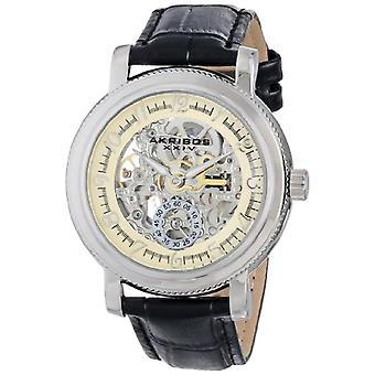 Akribos XXIV Clock Man Ref. AK634SSW