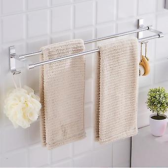 Håndklædeholderbøjle, væghængende hyldeopbevaring