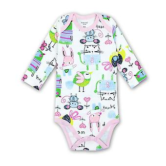 Newborn Baby Underwear With Bodysuit Long Sleeve / Clothing