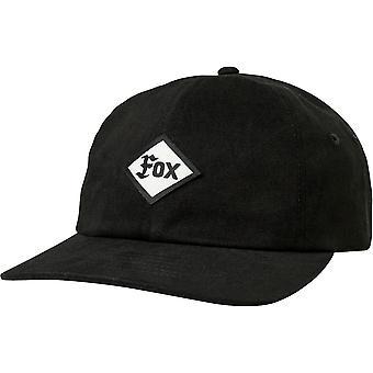 Fox Whata Peach Hat - Black