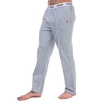 Pantalons de salon Farah Gresham en gris