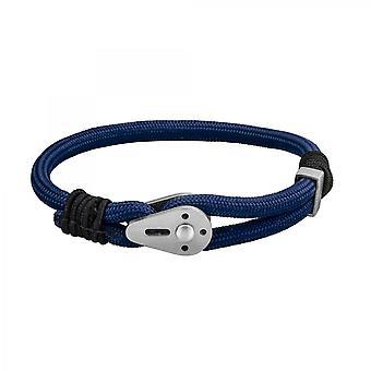 Spinnaker Men's Bracelet - BLEU