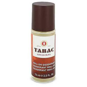 Tabac By Maurer & Wirtz Roll On Deodorant 2.5 Oz (men) V728-546190