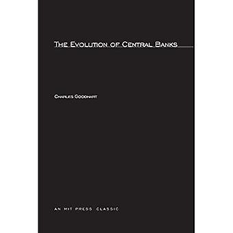 De evolutie van centrale banken (perceptie)