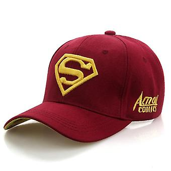Buchstabe Superman, Cap Casual Outdoor Baseball, Snapback Caps