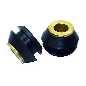 Packung mit zwei Bushing Zylinder Kopf Abdeckung Kappe Für Vauxhall/Opel 90412865, 607813