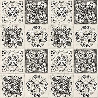 Azulejos de flores Rasch