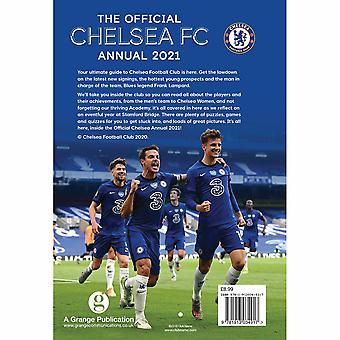 Chelsea FC 2021 vuosittain