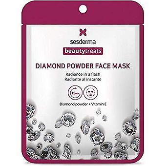 Facial Mask Beauty Treats Diamond Powder Sesderma (22 ml)