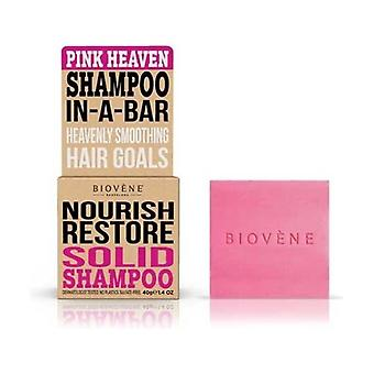 Solid Shampoo Nutrition and Repair Pink Heaven 40 g