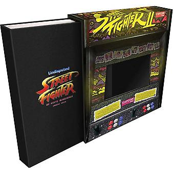 Undisputed Street Fighter Deluxe Edition: A 30th Anniversary Retrospective Hardcover - 12 Dec. 2017