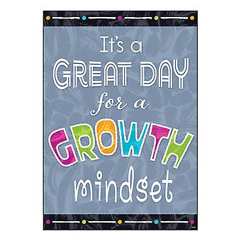 "Cartel de Great Day For Growth Argus, 13.375"" X 19"""