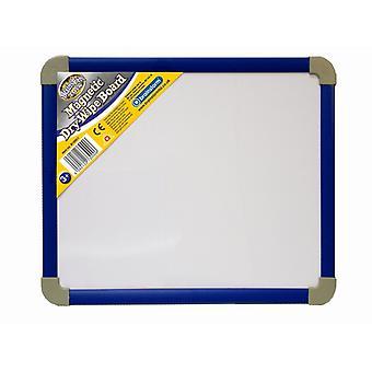 Brainstorm toys b1500 lockdown home-schooling sensation a4 magnetic dry wipe board, single pack