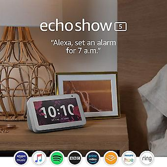 Echo show 5 – stay in touch with the help of alexa, white echo show 5