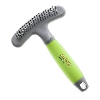 Moser Shedding Rake  (Dogs , Grooming & Wellbeing , Brushes & Combs)