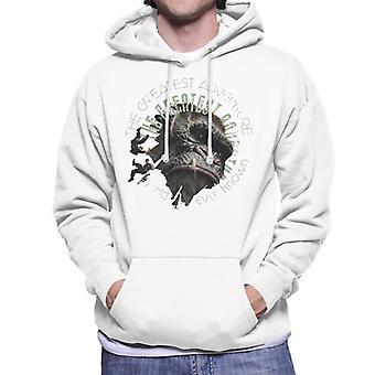King Kong The Greatest Adventure Men's Hooded Sweatshirt