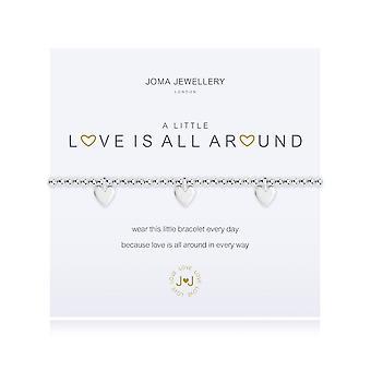 Joma Sieraden A Little Love is all around armband 1963