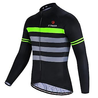Autumn Long Sleeve Cycling Jersey Mtb Bike Clothes