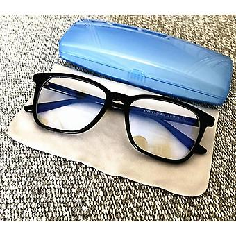 Anti Blue Light Glasses Blocking Filter Reduces Eyewear Strain Gaming Computer