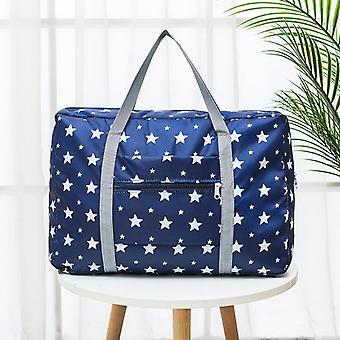 Unisex Foldable Duffle Bag