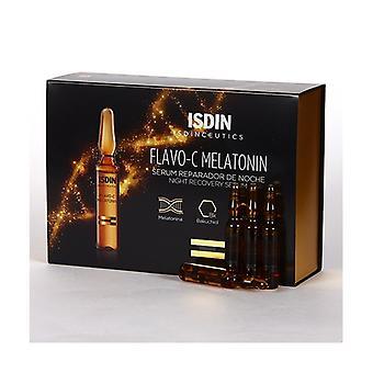 Isdinceutics flavo-c melatonin 30 ampoules