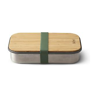 Stainless Steel Sandwich Box Olive 390 g