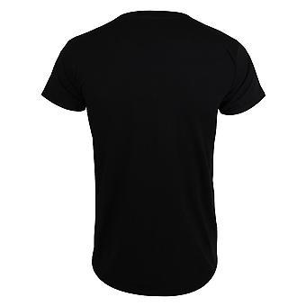 Grindstore Herren Wolke Silhouette T-Shirt