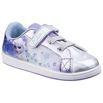 Leomil Childrens Girls Official Frozen Shoes/Trainers