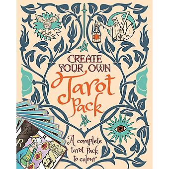 Create Your Own Tarot Pack by Alice Ekrek