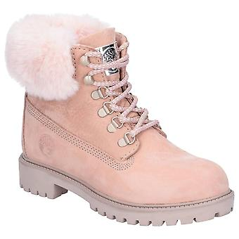 Darkwood larch water-resistant casual wlking boots womens