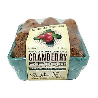Cranberry Spice Fructe Crate Box