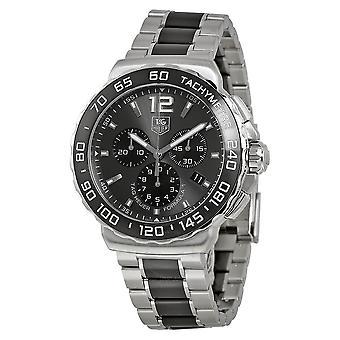 Tag Heuer Formula 1 Anthracite Sunray Dial Men's Watch CAU1115.BA0869