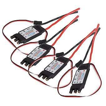 4x RC Simonk 30A ESC Brushless Motor Speed Controller for Multicopter BEC 5V/2A