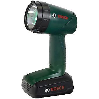 HanFei 8448 Bosch Akku-Lampe I Batteriebetriebene Lampe um 90 Grad drehbar I 4 Lichtfarben I Mae: 9,5