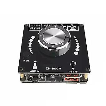 Modulo amplificatore audio 100wx2