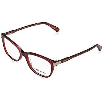 Longchamp LO2616, Acetate Sunglasses Red Unisex Adult, Multicolored, Standard