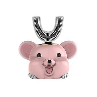 Kindertandenborstel Elektrische Tandenborstel Kinder elektrische tandenborstel 360¡ã Draaibare tandenreiniger