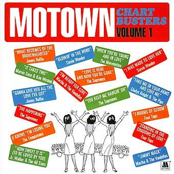 Motown Chartbusters Volume 1 CD