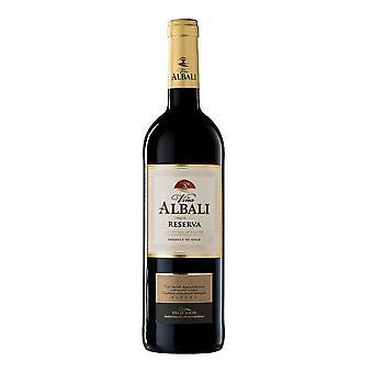 Red Wine Vi�a Albali Reserve 2015 (75 cl)