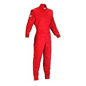 Racing jumpsuit OMP Summer Red