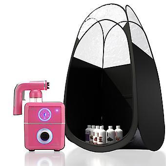 Tanning Essentials Pink Rapid Kit - Suntana Trial - Black Tent