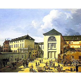 Dø alte Akademie i Duesseldorf,Andreas Achenbach