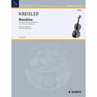 Kreisler: Rondino violin and piano