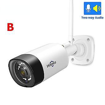 Hiseeu 1536p wireless ip camera 3.6mm lens waterproof security wifi camera for hiseeu wireless cctv