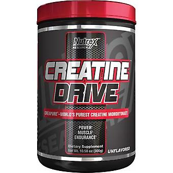 Creatine Drive, Unflavored - 300 grams