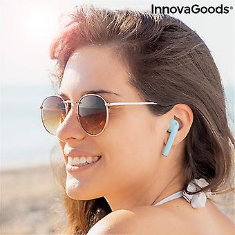 Wireless Headphones with Magnetic Charging NovaPods InnovaGoods
