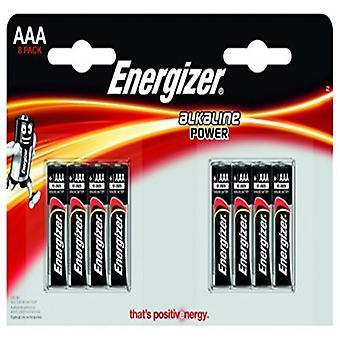 Paristot Energizer E300127802 LR03 AAA (8 uds)
