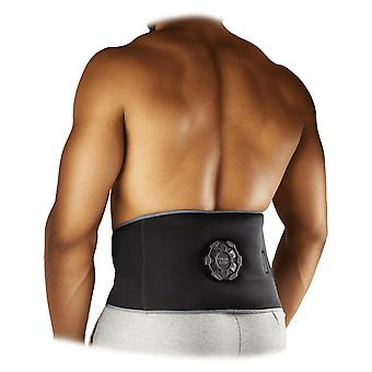 McDavid Sports TrueIce Back Ribs Wrap Compression Support EasyFill Ice Reservoir