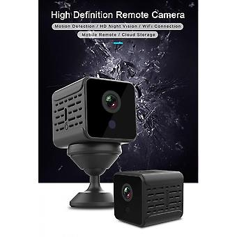 Hidden Spy Camera Wifi Night Vision Hd 1080p Motion Detection Small Video Camera Security Nanny Surveillance Cam Covert Cameras With App For Home Indo